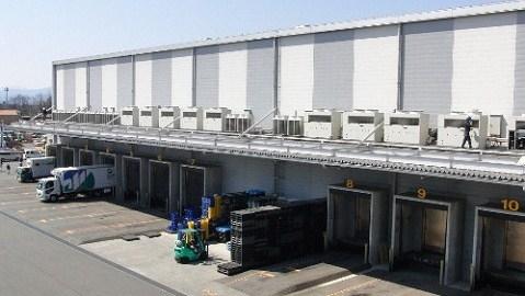 関東運輸㈱県央物流センター様
